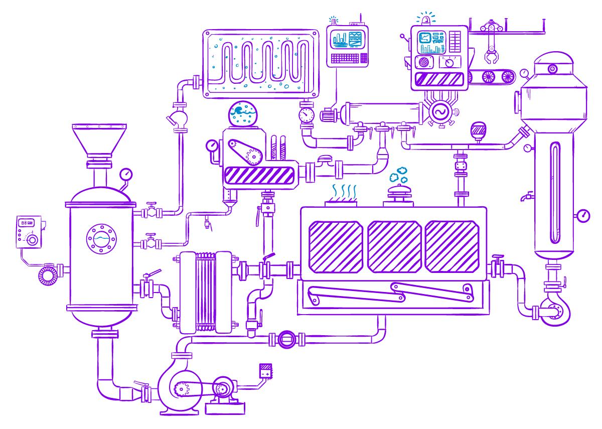 دستگاه ها و ماشین آلات صنعتی