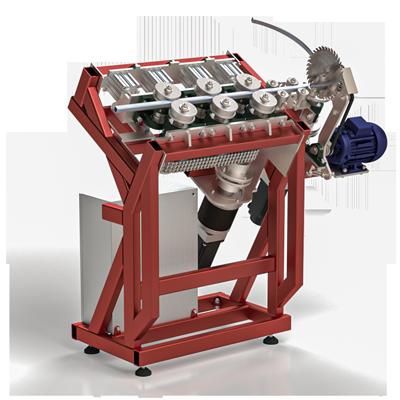 پروژه طراحی و ساخت دستگاه ها و ماشین آلات صنعتی
